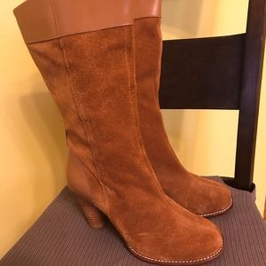 Stella Leather Ugg Boots